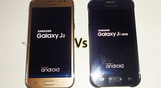 Samsung declares two inexpensive smartphones: Galaxy J2 Ace, Galaxy J1 4G