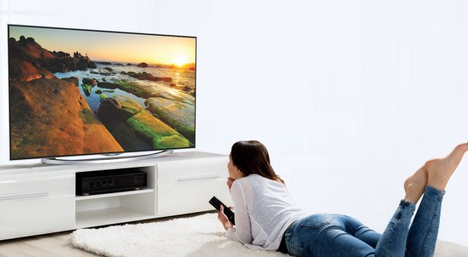 Still Attach to the Plasma TV—Switch to LED TV
