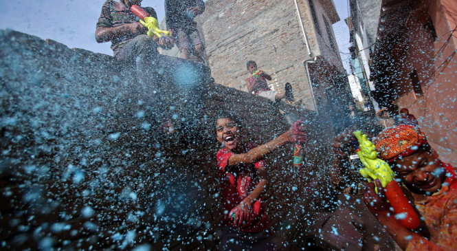 This is How These 5 States of India Celebrate Holi
