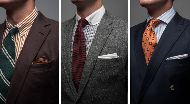 A Complete Guide to Men's Shirt Collars