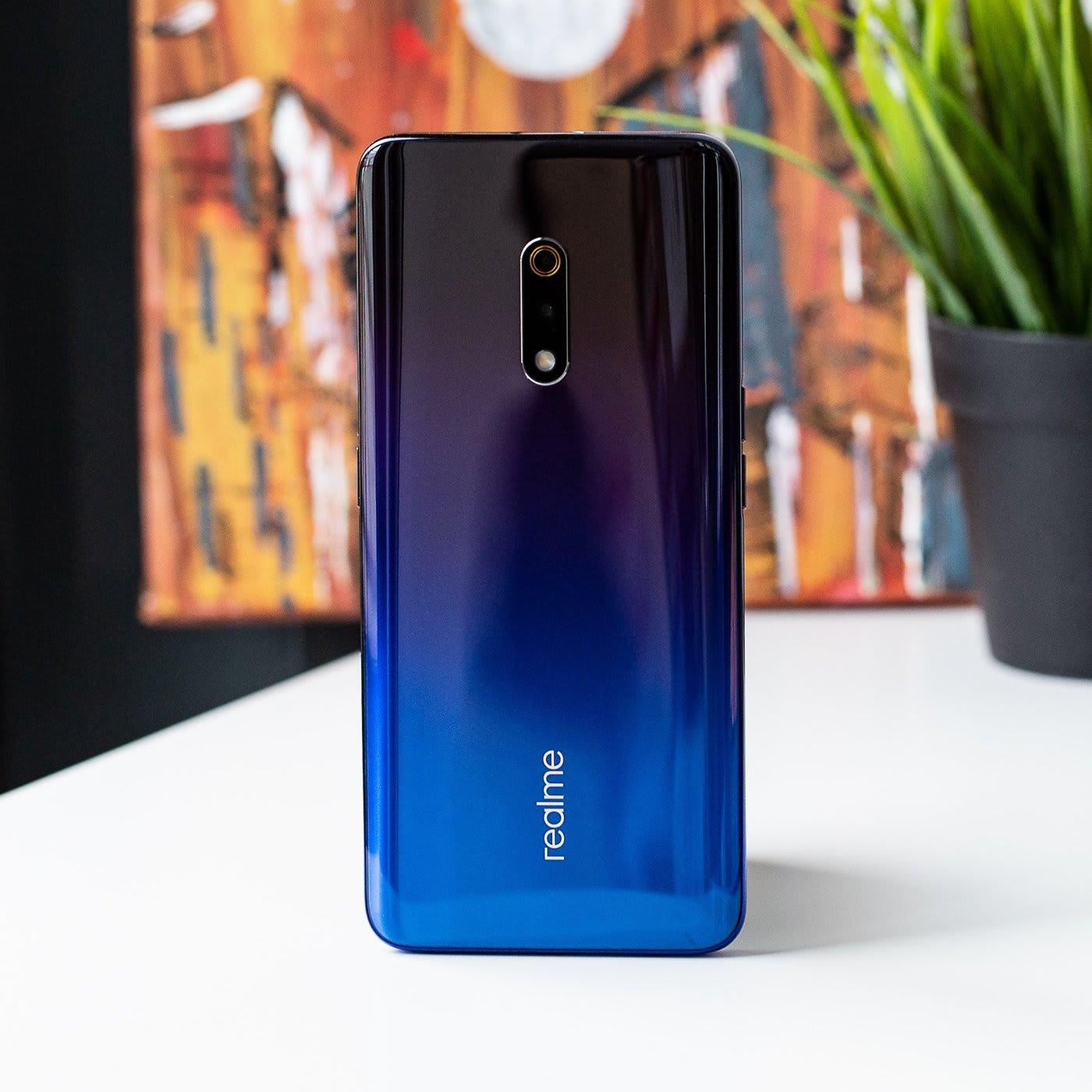 Realme 5G Phone