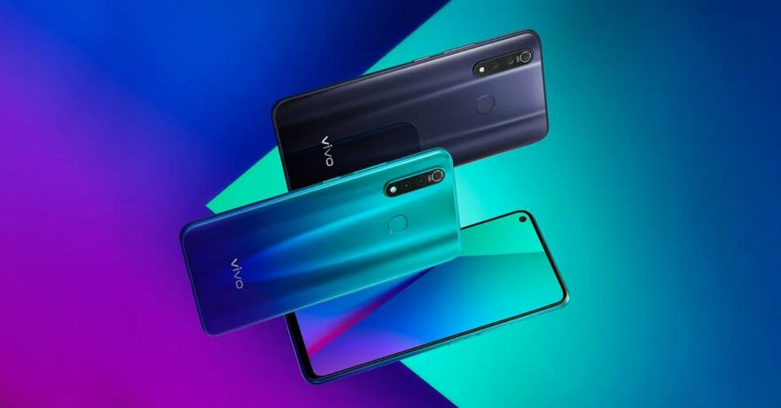 Vivo Z5x to be launched in India soon