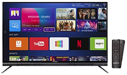 Shinco SO50AS-E50 49-Inch Full-HD Smart LED TV