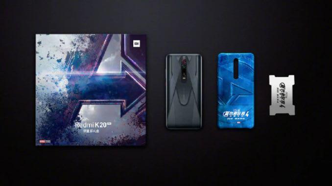 Redmi announces K20 Pro Marvel Hero Limited Edition