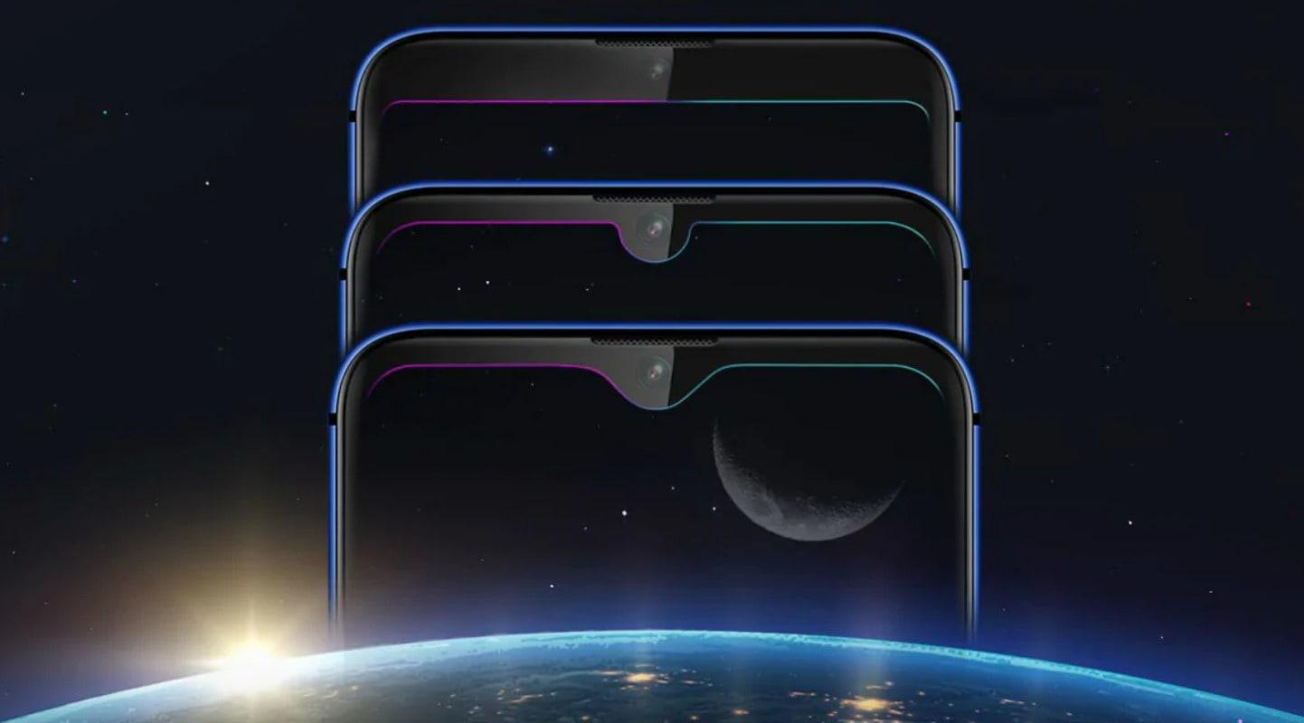LG W Series Smartphone