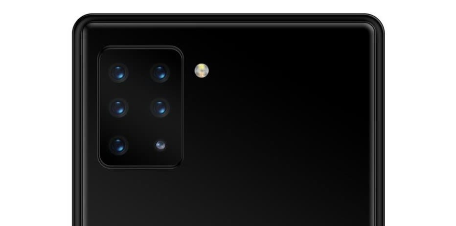 Sony Xperia Smartphone with Six Rear Cameras Reportedly in the Works