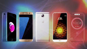 5 Top Rated Smartest Phones of The Gadget Universe