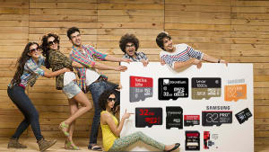 32 GB SD Storage Cards