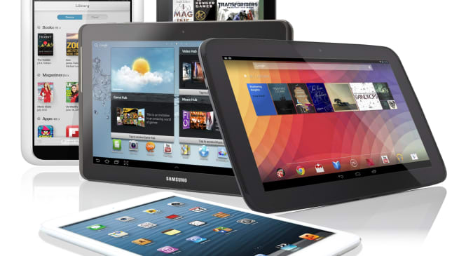 List of 5 Best Tablets to Buy in 2017