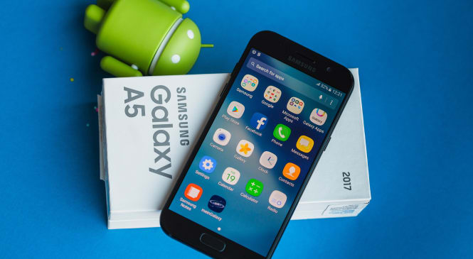 Samsung Galaxy A5 2017: What's new?