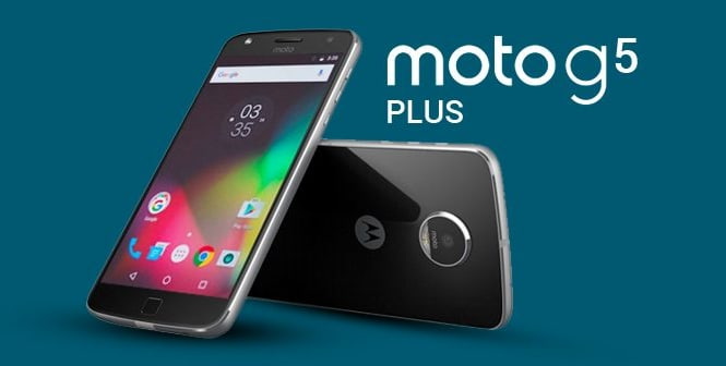 Motorola Launches Moto G5 and Moto G5 Plus