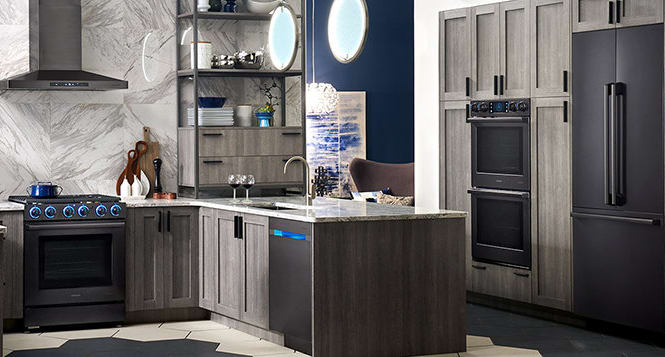 Time to adorn your kitchenette