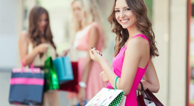 The Euphoria of  Online Shopping