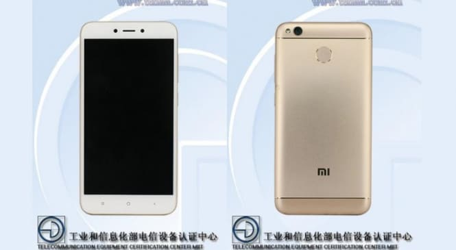 Xiaomi MAE136, MBE6A5 Spotted on a Chinese Website