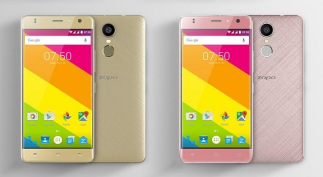 Zopo Color F3: Features & Specifications