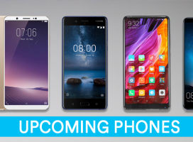 The Most Awaited Upcoming Mobile Phones
