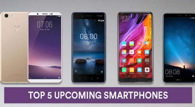 Top 5 Upcoming Mobile Phones in India
