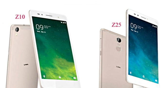 LAVA Launched Two New Mobiles: LAVA Z25 and LAVA Z10 on March 22, 2017