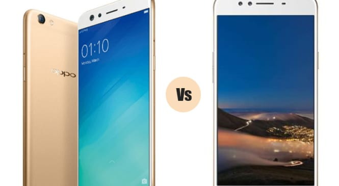 Comparison: Oppo F3 Plus Vs Oppo F3, Features and Specifications