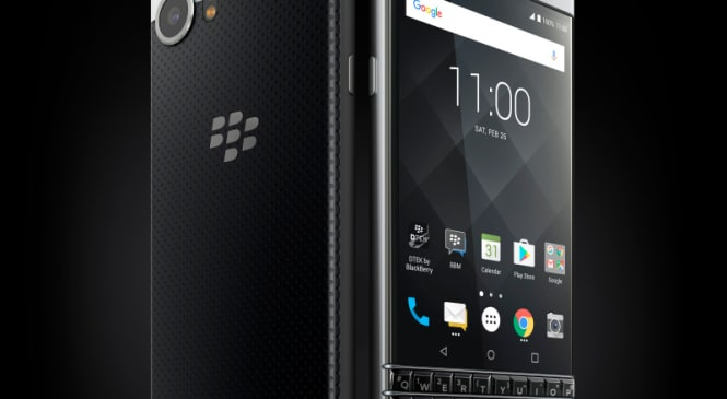 Blackberry KEYOne Mobile Sale to Finally Take Place on May 31st