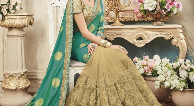 Latest Saree Trends To Rock Any Party