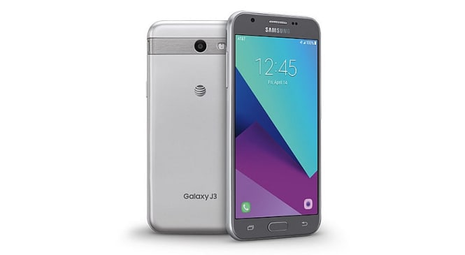 Samsung Galaxy J3 (2017) Mobile Launched with 5- Inch Display and 5- Megapixel Camera