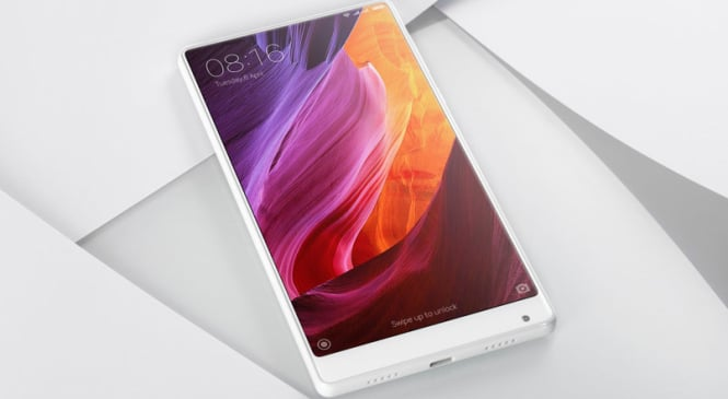 Xiaomi Mi Mix EVO: Features & Specifications