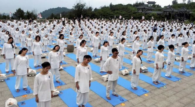 Things you need to know about International Yoga Day