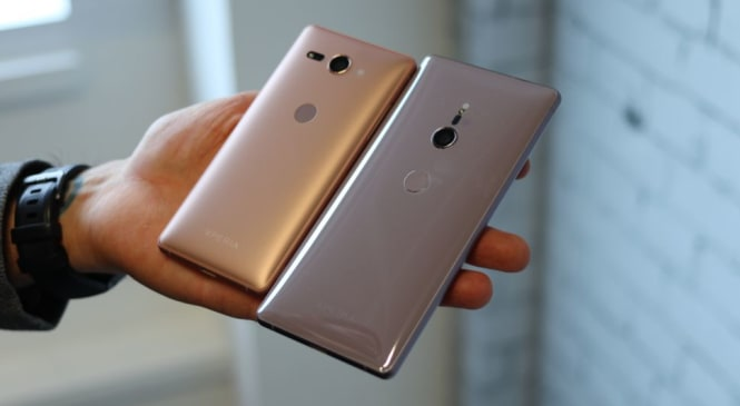 Sony Announces Xperia XZ2 compact- A Fastest & Strongest Smartphone