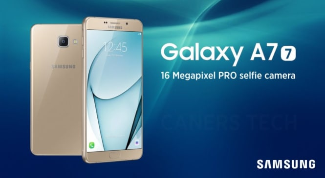 Samsung Galaxy A7 Mobile (2017): Price, Features and Specifications