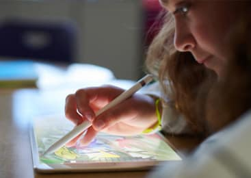 Apple Unveils New iPad With Pencil Support – For Students & Teachers