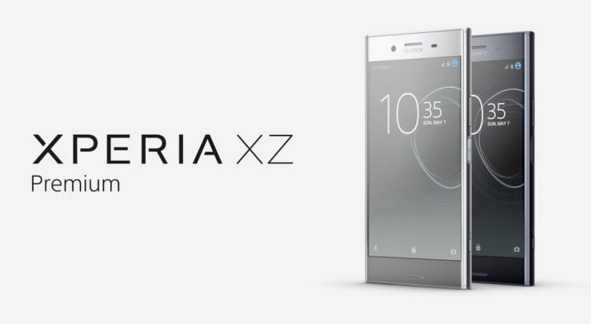 Sony Xperia XZ Premium Mobile Launched in India: Features, Specifications and Price