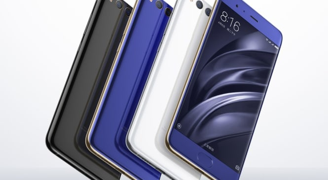 Xiaomi Mi 6 Mobile: Price, Features and Specifications