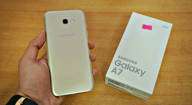 Samsung Galaxy A7 2017: Points You Should Know Before Buying