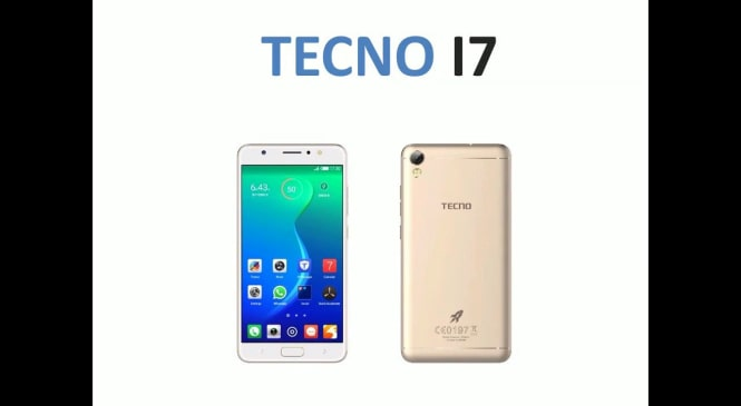 Tecno i7 is Driven by a 4,000mAh Battery: Features & Specifications