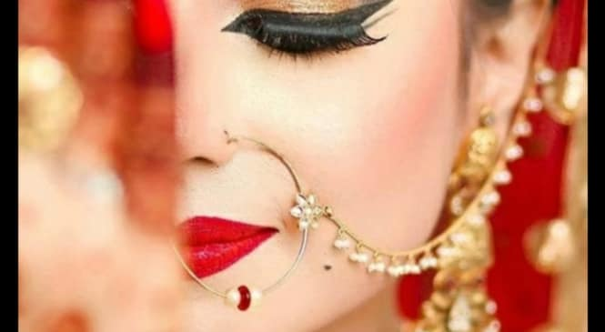 Make your wedding day memorable: Choose a perfect nose-ring