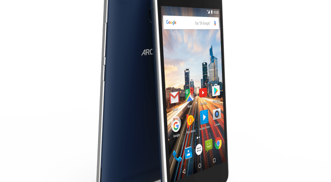 Archos 50f Helium Smartphone: Features & Specifications