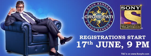 Kaun Banega Crorepati 2017 Season 9 Registrations Starts Today