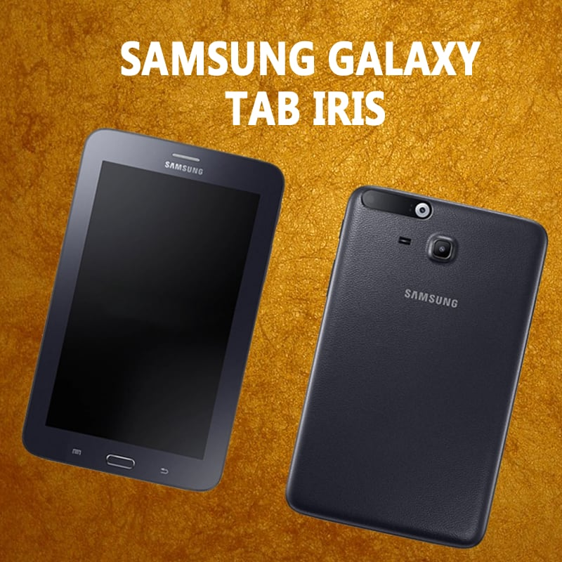 Why Samsung Galaxy Tab Iris is Unique