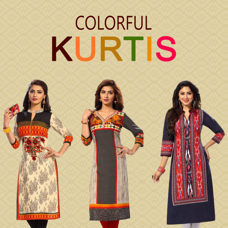 Latest Kurti Trends of 2017 that Every Lady Should Know