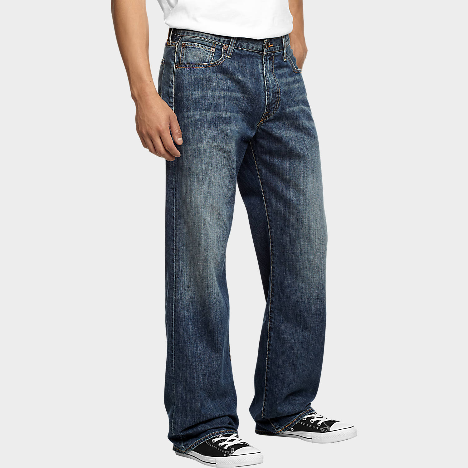 Find great deals on eBay for loose fit mens jeans. Shop with confidence.