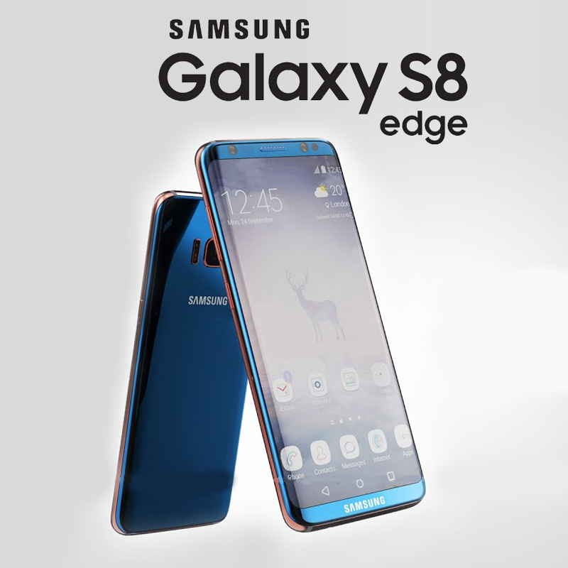 Samsung Galaxy S8 Edge: Features and Specifications