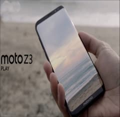 All about Motorola Moto Z3 Play Image
