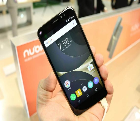 Nubia N1 lite Mobile Phone Launch to happen in India Today