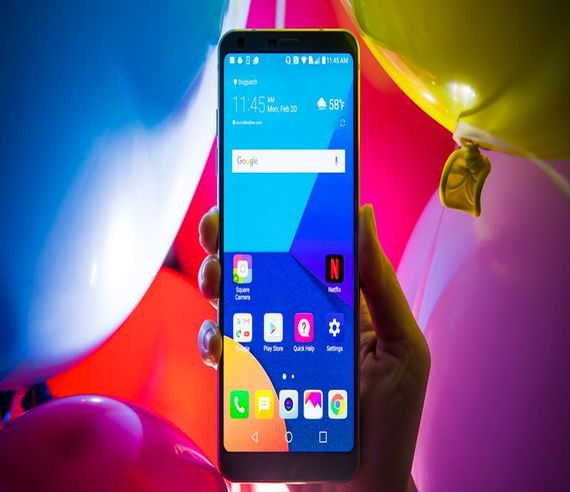 LG G6 Mobile Phone All Set to Launch Today