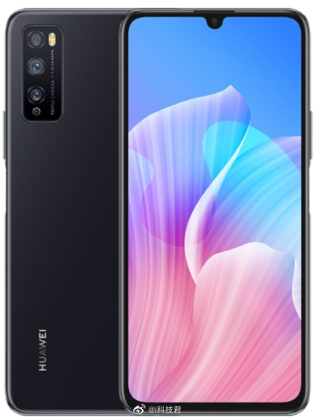 Huawei Enjoy Z Render