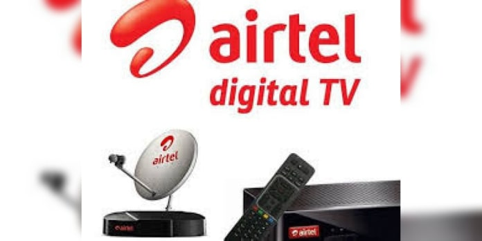 Airtel Digital TV Heavy Refresh