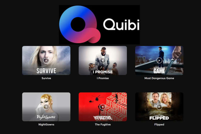 Quibi-MobileStreaming-Service