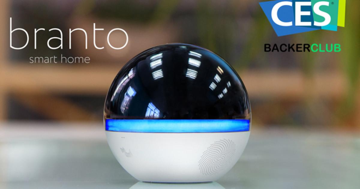 Branto: Full Remote Presence & Security Device