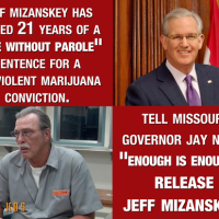 Free Jeff Mizanskey Campaign